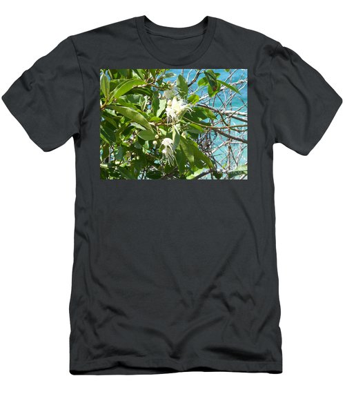 Caribbean Honeysuckle Men's T-Shirt (Athletic Fit)