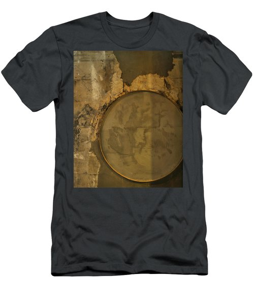 Carlton 3 - Abstract Concrete Men's T-Shirt (Athletic Fit)