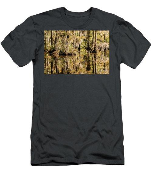 Carolina Swamp Men's T-Shirt (Athletic Fit)