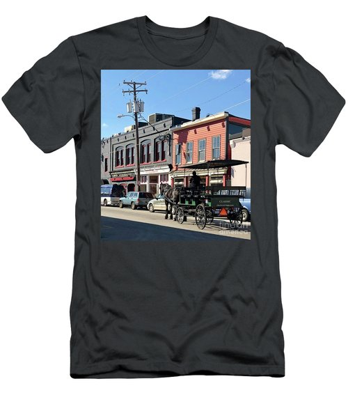 Carriage Men's T-Shirt (Athletic Fit)