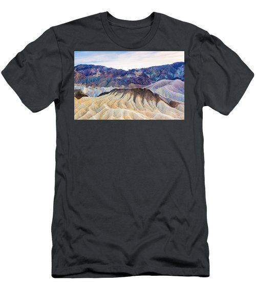 Carved By Time Men's T-Shirt (Athletic Fit)