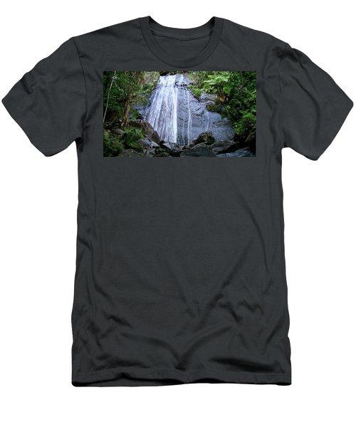 Cascada Men's T-Shirt (Athletic Fit)