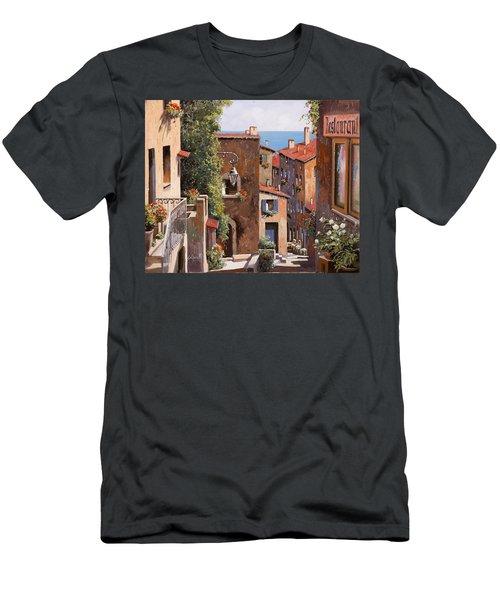 casette a Cagnes Men's T-Shirt (Athletic Fit)