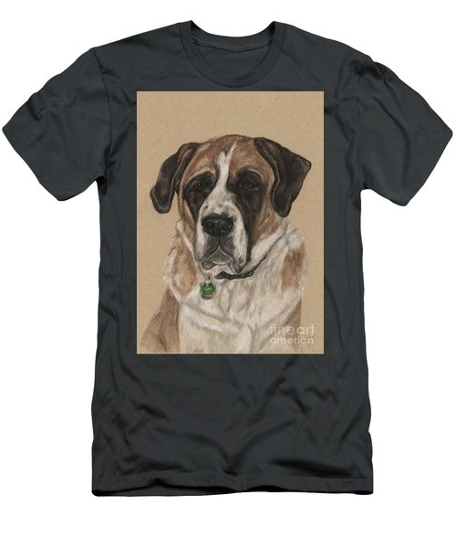 Casey  Men's T-Shirt (Slim Fit) by Meagan  Visser