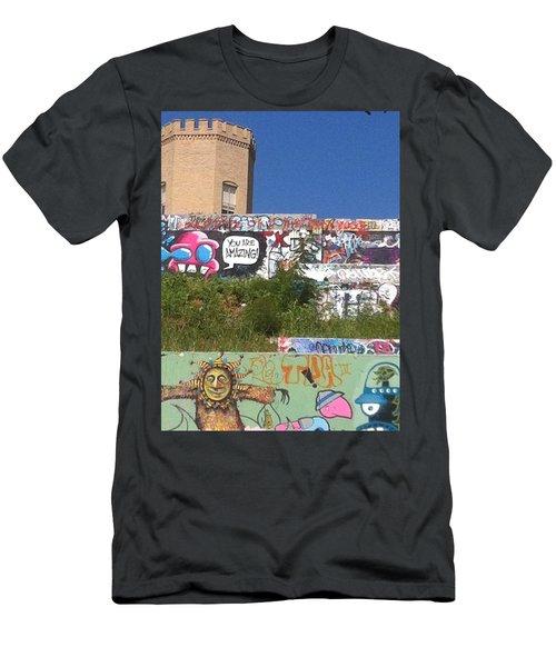 Castle Hill Men's T-Shirt (Athletic Fit)
