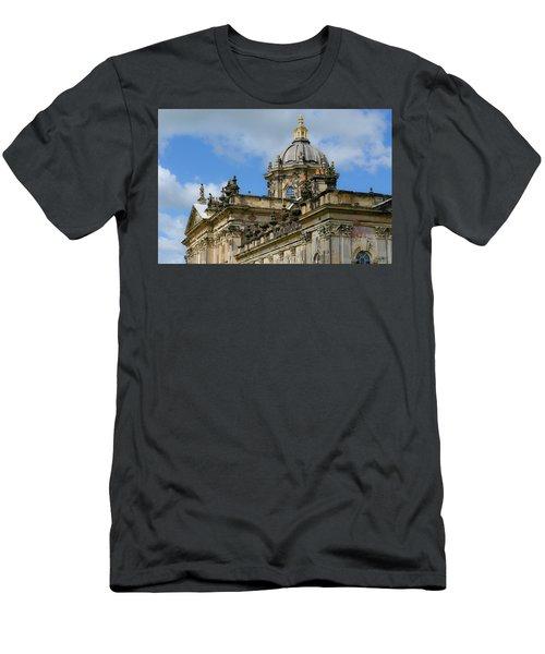 Castle Howard Roofline Men's T-Shirt (Athletic Fit)