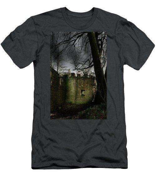 Castles In My Mind Men's T-Shirt (Athletic Fit)