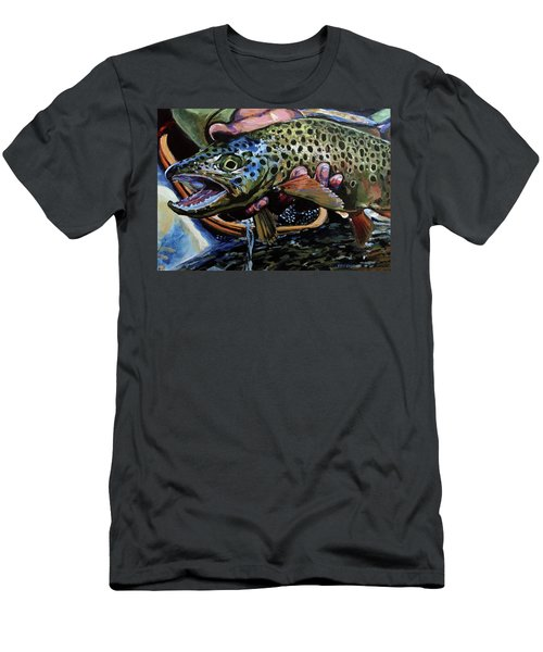 Catch Of The Day Men's T-Shirt (Athletic Fit)