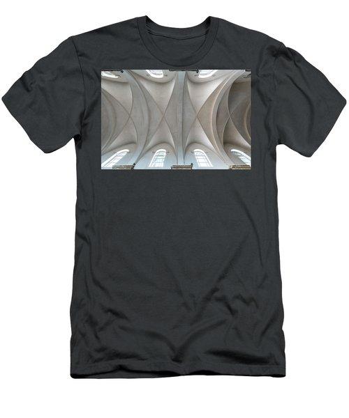 Catedral De La Purisima Concepcion Ceiling Men's T-Shirt (Athletic Fit)