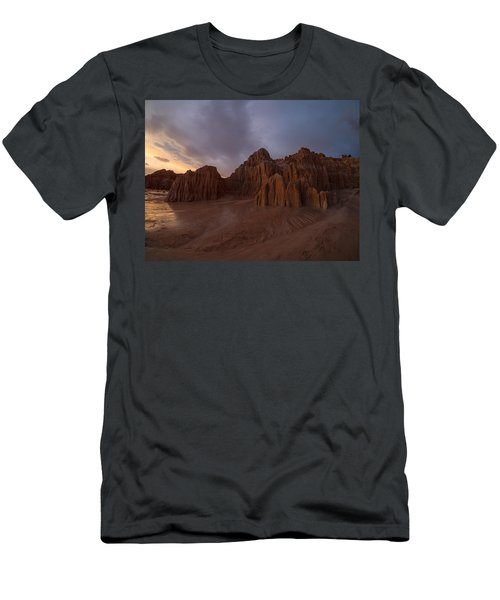 Cathedral Gorge Men's T-Shirt (Athletic Fit)