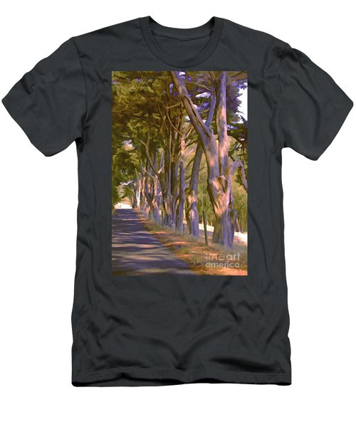 Cathedral Of Trees Men's T-Shirt (Athletic Fit)