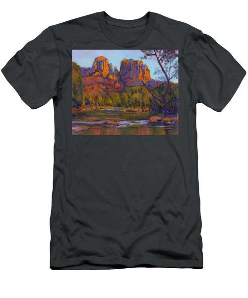 Cathedral Rock 2 Men's T-Shirt (Athletic Fit)