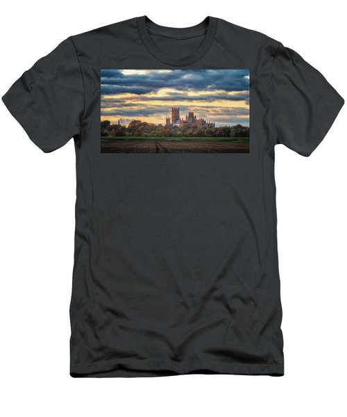 Cathedral Sunset Men's T-Shirt (Athletic Fit)