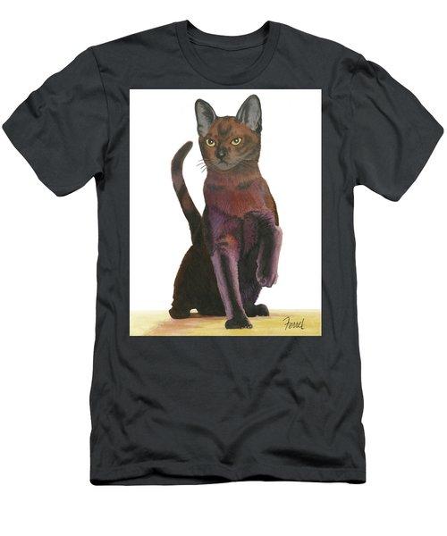 Cats Meow Men's T-Shirt (Athletic Fit)