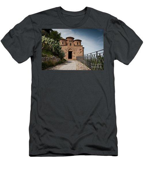 Cattolica Di Stilo, Men's T-Shirt (Athletic Fit)