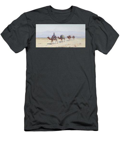 Cavalcade Men's T-Shirt (Athletic Fit)