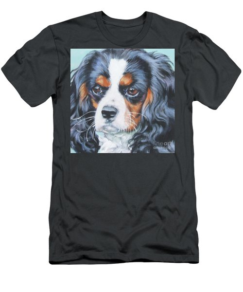 Cavalier King Charles Spaniel  Men's T-Shirt (Athletic Fit)