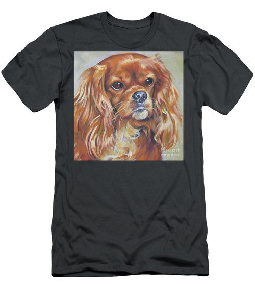 Cavalier King Charles Spaniel Ruby Men's T-Shirt (Athletic Fit)