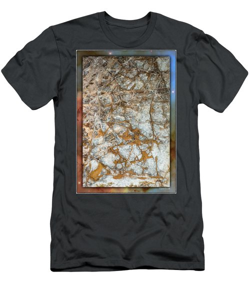 Cave Abstraction.... Men's T-Shirt (Athletic Fit)
