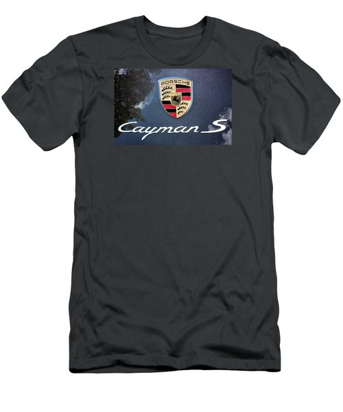 Cayman S Men's T-Shirt (Athletic Fit)