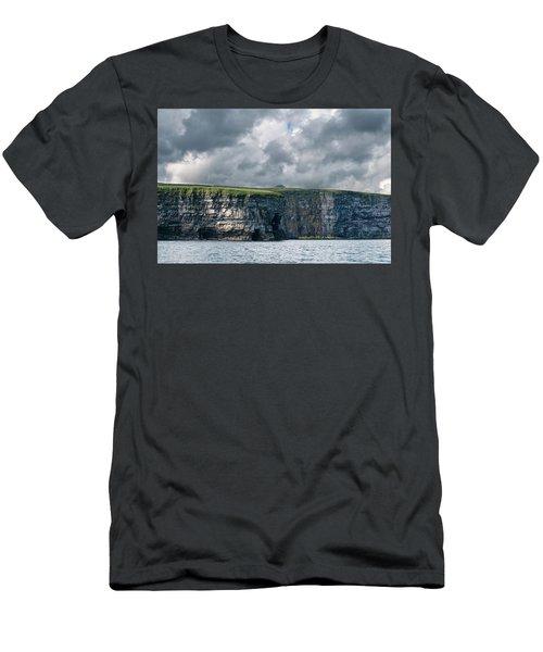 Ceide Cliffs Men's T-Shirt (Athletic Fit)