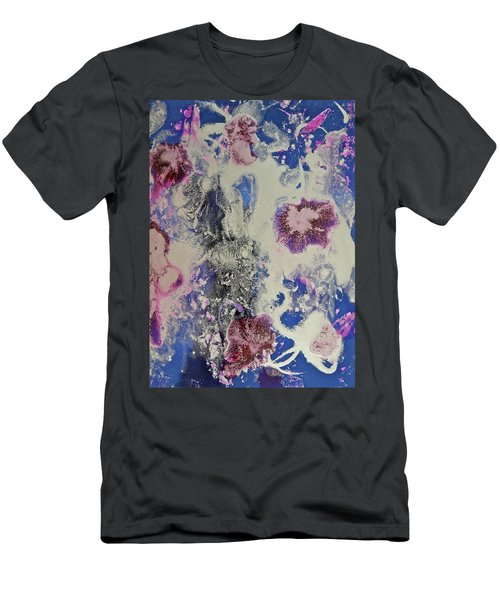 Men's T-Shirt (Athletic Fit) featuring the painting Celestial by Michele Myers
