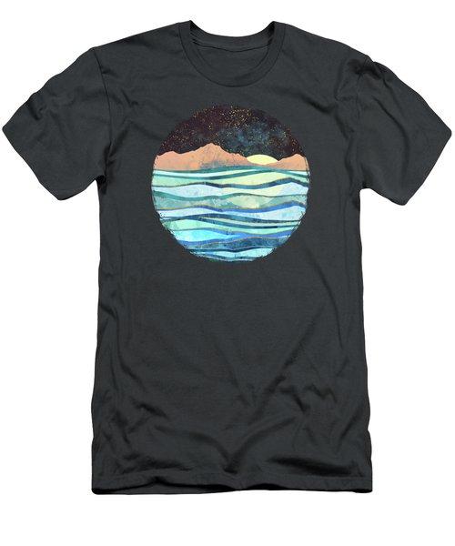 Celestial Sea Men's T-Shirt (Athletic Fit)