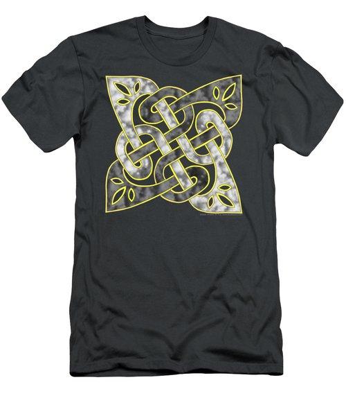 Celtic Dark Sigil Men's T-Shirt (Athletic Fit)