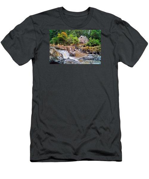 Cenarth 1 Men's T-Shirt (Athletic Fit)