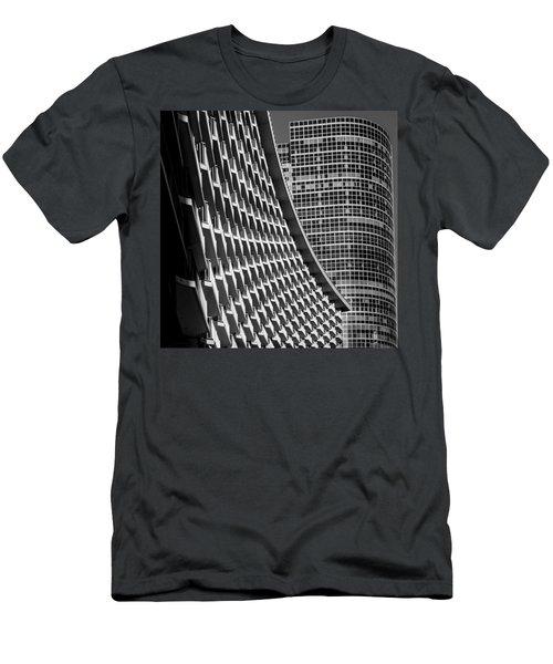 Century Plaza Hotel Men's T-Shirt (Athletic Fit)