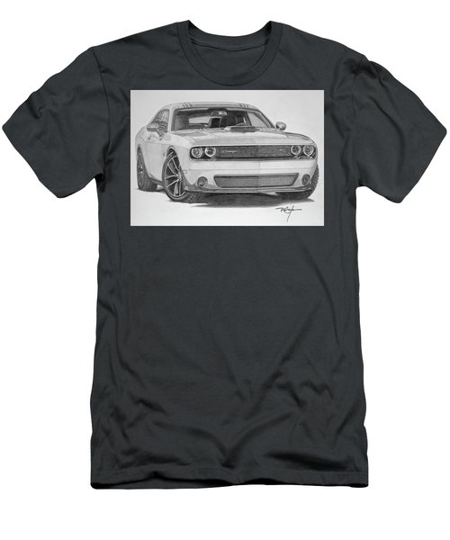 Challenger R/t Men's T-Shirt (Athletic Fit)