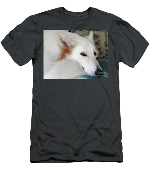 Champanie Janie Men's T-Shirt (Athletic Fit)