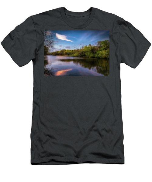 Chandler Lagoon Men's T-Shirt (Athletic Fit)
