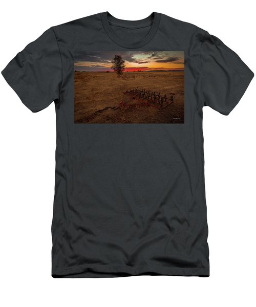 Change On The Horizon Men's T-Shirt (Athletic Fit)