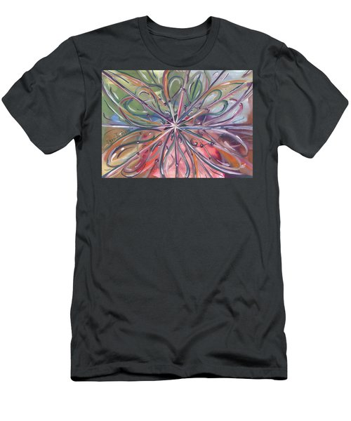Chaotic Beauty Men's T-Shirt (Athletic Fit)