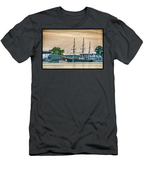 Charles W. Morgan #1 Men's T-Shirt (Slim Fit)