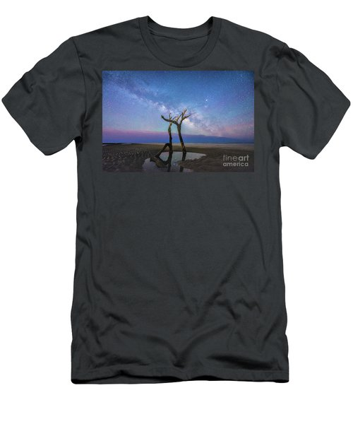 Charleston Milkyway  Men's T-Shirt (Athletic Fit)