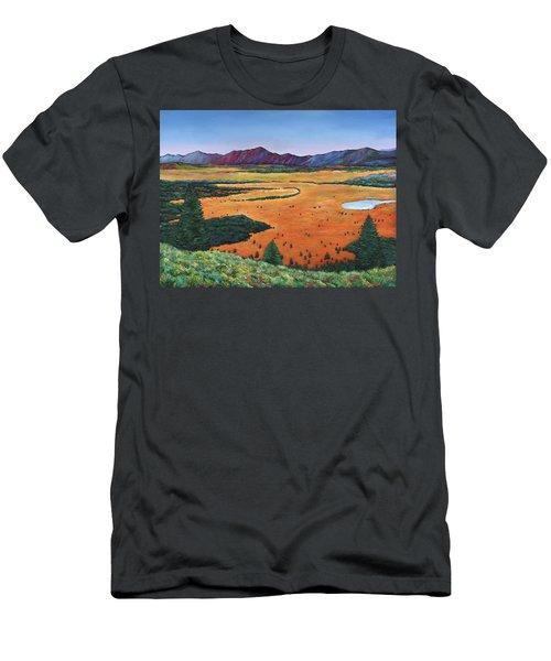 Chasing Heaven Men's T-Shirt (Athletic Fit)