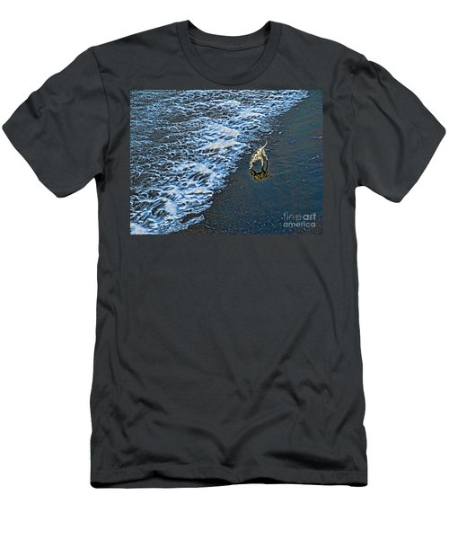 Chasing Waves Men's T-Shirt (Athletic Fit)