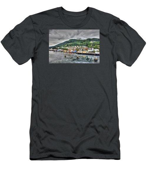 Cheery Men's T-Shirt (Slim Fit) by Don Mennig