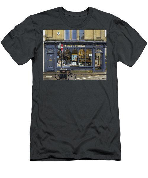 Cheesemonger Shop Men's T-Shirt (Athletic Fit)