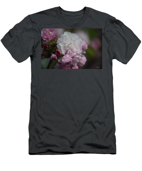Cherry Blossom 2 Men's T-Shirt (Athletic Fit)