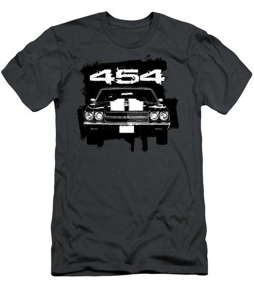 Chevelle 454 Men's T-Shirt (Athletic Fit)