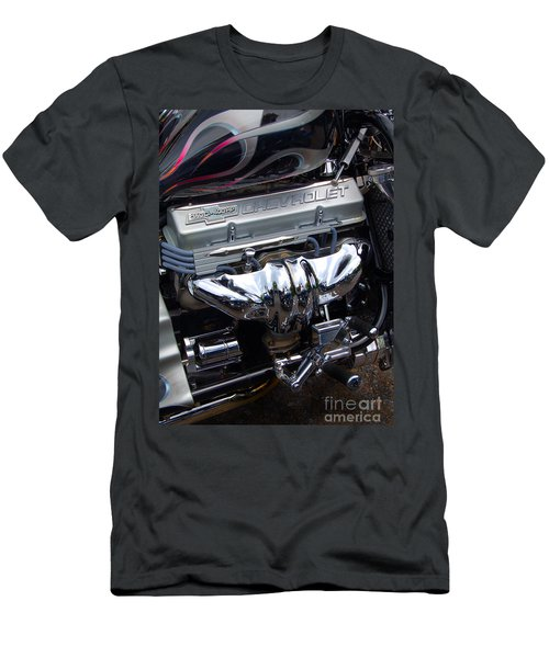 Chevrolet 400 Hp  Men's T-Shirt (Slim Fit) by Diane E Berry