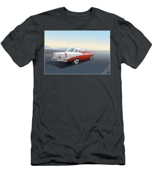 Chevrolet Bel Air Men's T-Shirt (Athletic Fit)