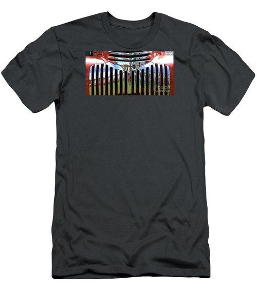 Chevrolet Grille 01 Men's T-Shirt (Athletic Fit)