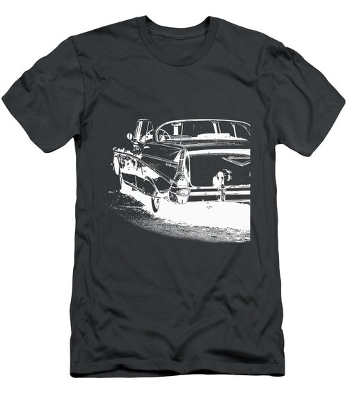 Chevy Belair Tee Men's T-Shirt (Athletic Fit)