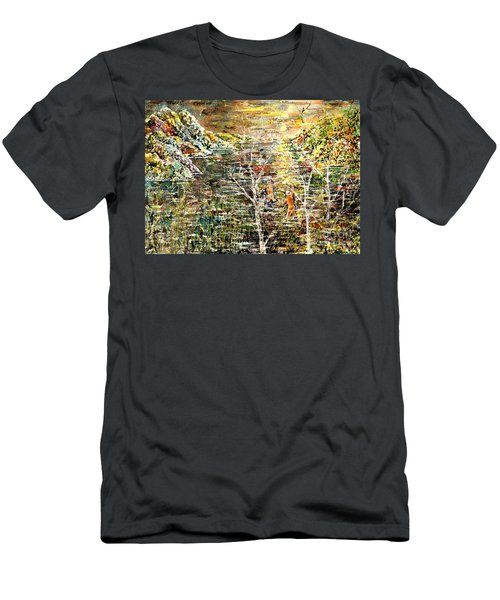 Children Of The Night Men's T-Shirt (Athletic Fit)