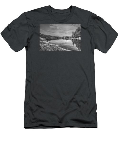 China Bend1 Men's T-Shirt (Slim Fit) by Loni Collins