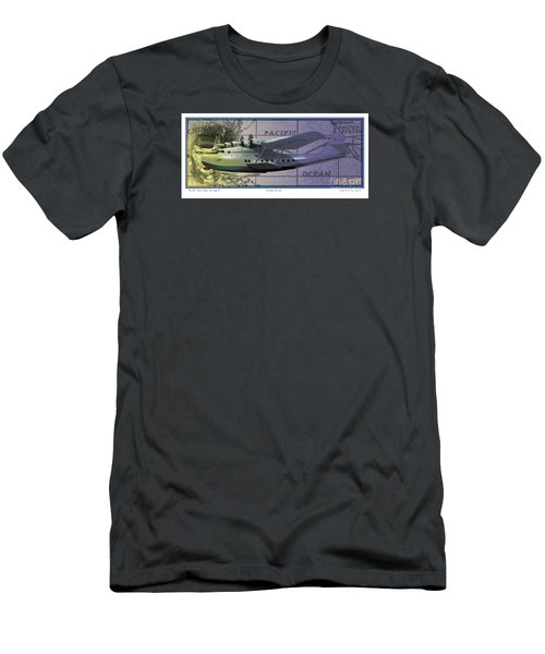 China Clipper Chasing The Sun Men's T-Shirt (Athletic Fit)